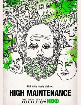 《难以伺候 第四季》全集/High Maintenance Season 4在线观看