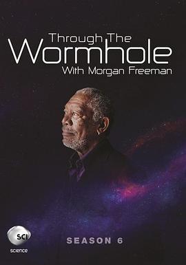 与摩根·弗里曼一起穿越虫洞 第六季的海报