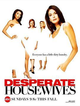 绝望主妇 第一季的海报