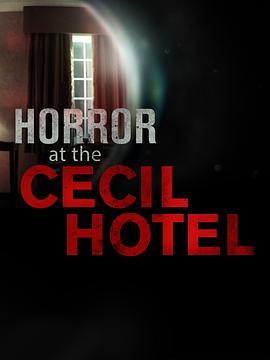 塞西尔酒店恐怖故事的海报