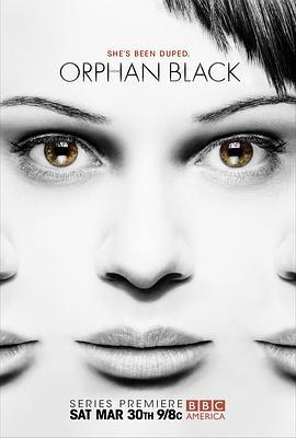 黑色孤儿 第一季的海报