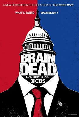 吃脑外星人的海报