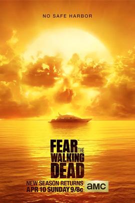 行尸之惧 第二季的海报