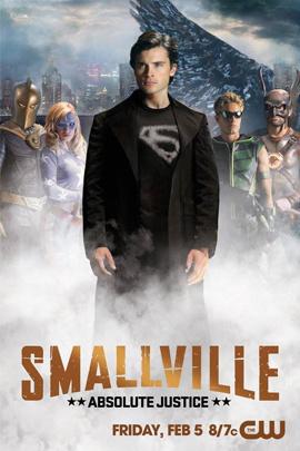 超人前传  第三季的海报