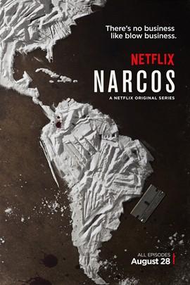 毒枭 第一季的海报