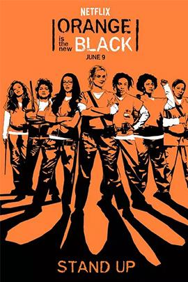 女子监狱 第五季的海报