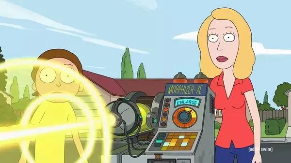 瑞克和莫蒂 第三季的剧照