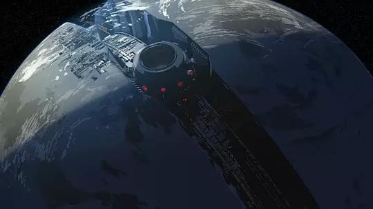 星球大战:抵抗组织 第一季的剧照