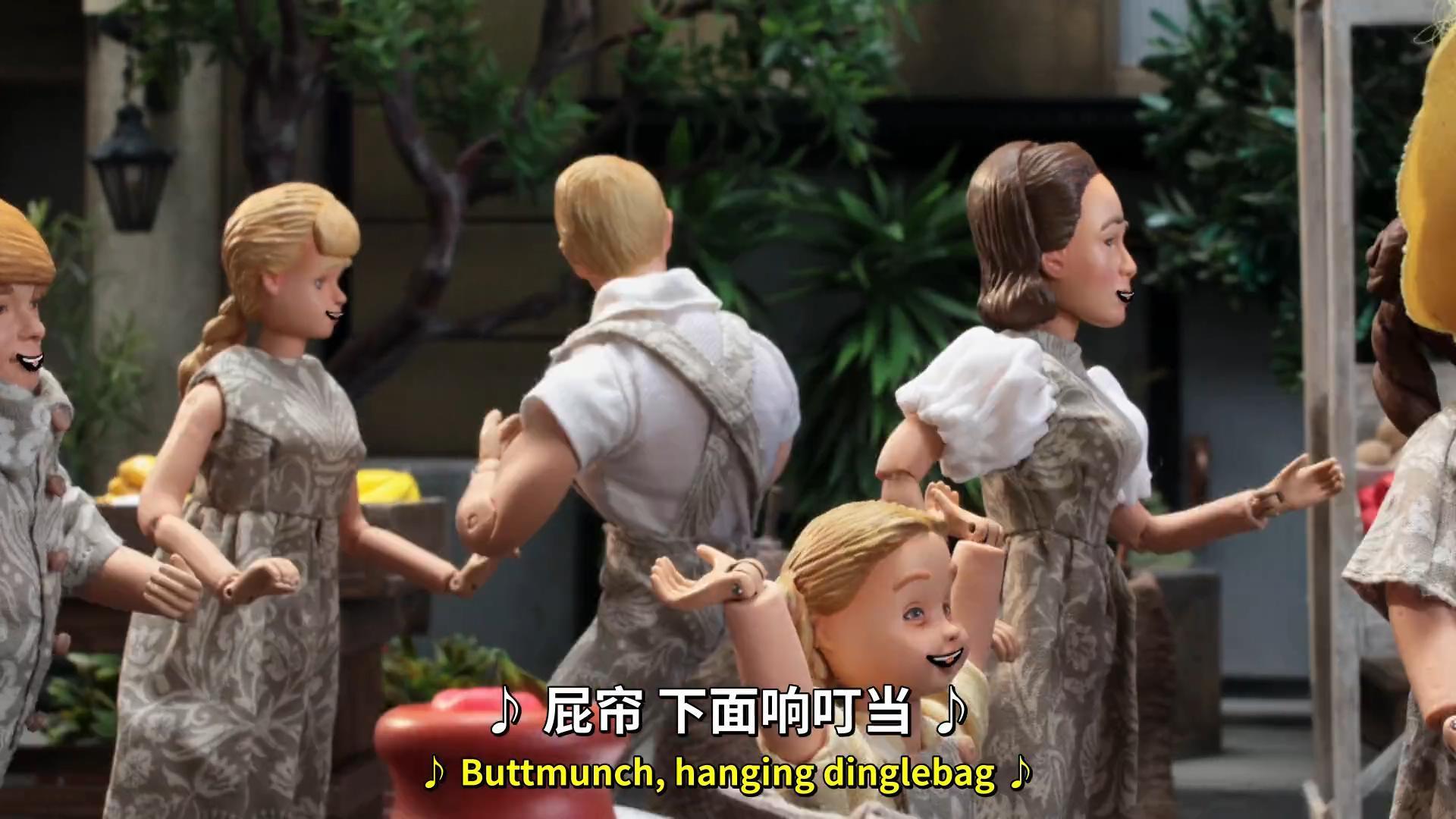 机器肉鸡 第九季的剧照