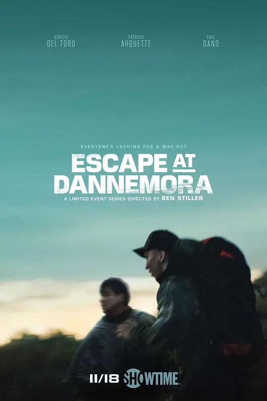 逃离丹尼莫拉的海报